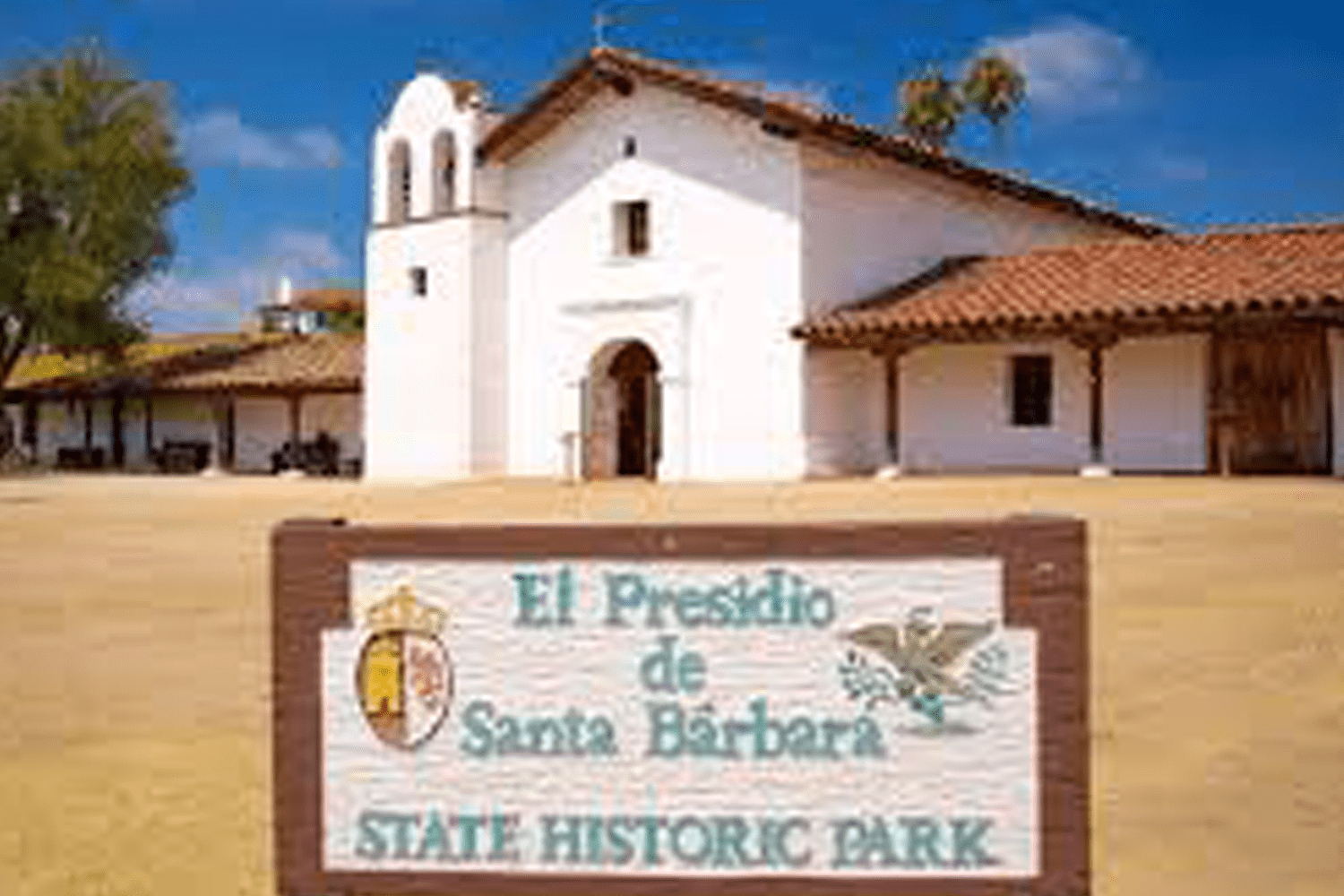 Old Spanish Royal Presidio