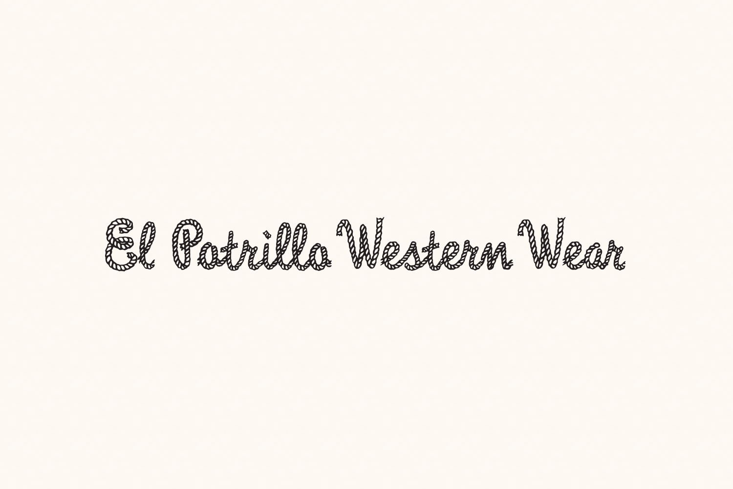 El Potrillo Western Wear