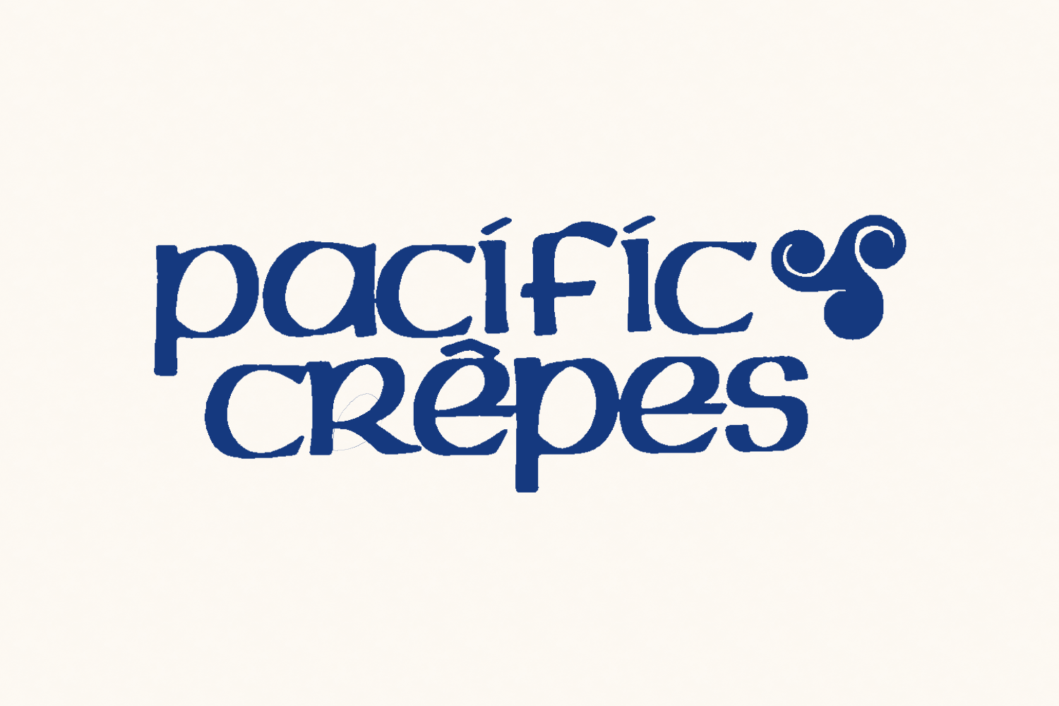 Cafe Pacific Crepes