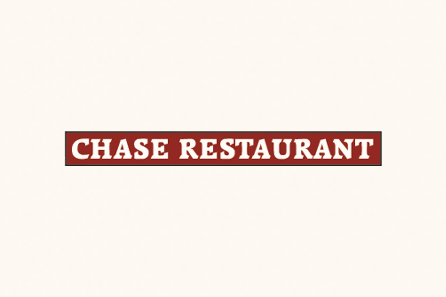 The Chase Restaurant and Lounge