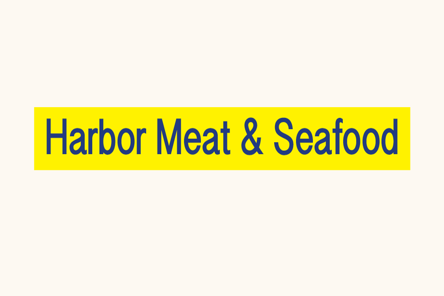 Harbor Meat & Seafood